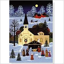 country nativity boxed cards cards