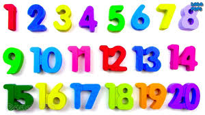 learn 1 to 20 numbers for kids magic numbers to 20 counting