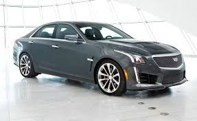 2016 cadillac cts v crystal white tricoat 24