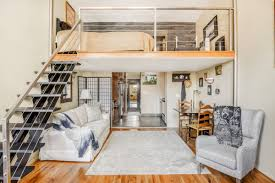 500 square feet room in greenwich village a stylish studio with sleeping loft wants