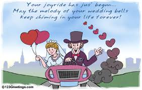 wedding wishes new journey the journey has just begun free just married ecards greeting