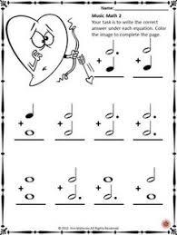 guitar maze u0026 other music theme worksheets u0026 printables music