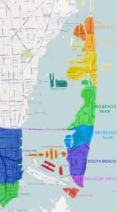 Real Estate Map Miami Map Miami Real Estate Blog