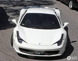 Ferrari 458 Blue - ferrari 458 italia 10 june 2013 autogespot