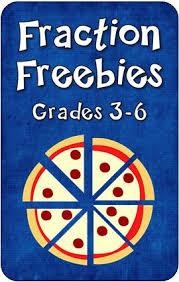 116 best math fractions images on pinterest teaching math