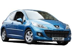black peugeot peugeot 207 hatchback 2006 2012 review carbuyer