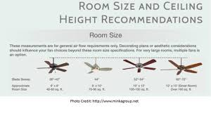 ceiling fan width for room size best low profile flush mounted ceiling fans reviews ratings