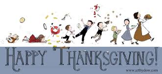 happy thanksgiving writing and illustrating
