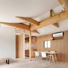 interior homes japanese houses dezeen