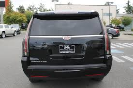 cadillac escalade tail lights new 2016 cadillac escalade esv premium collection fife wa near
