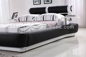 Leather Upholstered Bed 2015 New Designs Alibaba Uae Leather Upholstered Bed G992 Buy