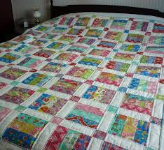 easy jelly roll quilt pattern 6 sizes jelly roll quilt