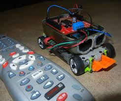 tv remote controlled car wiring diagram components