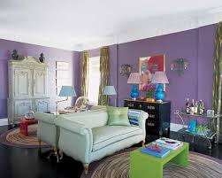 how to decorate with purple and decorative rugs 10 chic interiors