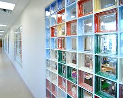 beautiful glass block walls 41 glass block wall shower designs