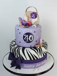 40th birthday cake ideas her image inspiration of cake and