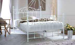 home u0026 haus seville ornate scrolled metal double bed frame