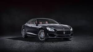 maserati black 2017 2017 maserati quattroporte gts gransport 4k wallpaper hd car
