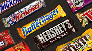 halloween candy calorie count what u0027s the healthiest candy