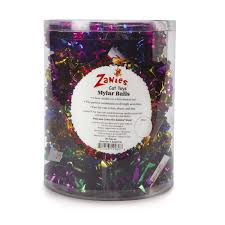 amazon com zanies mylar balls cat toys 35 piece canisters pet