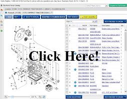 ford 3000 tractor parts diagram 28 images ford 5000 pto