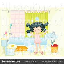 bathroom clipart 1117738 illustration by graphics rf