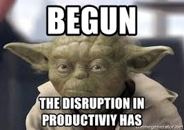 Finally Friday Meme - finally friday what does disruption in healthcare look like