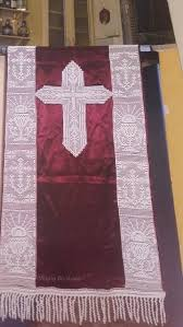 imagenes religiosas a crochet 675 best crochet religioso images on pinterest embroidery lace