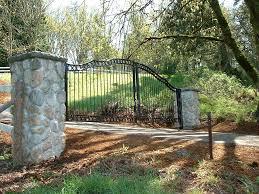 ornamental metal gates fitzpatrick fence and rail