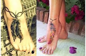 feather tattoo on foot jpg 750 490 my tattoos pinterest