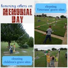 service project kids can do honoring others on memorial day
