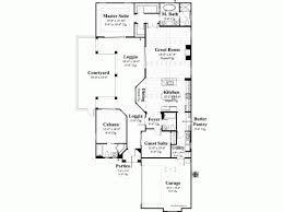 Mediterranean House Plans With Courtyard 15 Best House Plans Images On Pinterest Courtyard House Plans
