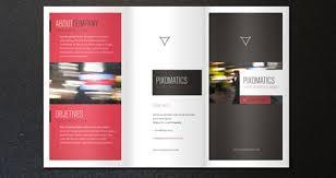 10 best images of free bi fold brochures template indesign bi