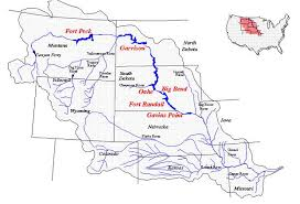 Kansas rivers images Missouri river jpg