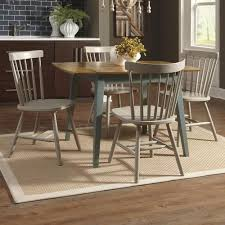 Drop Leaf Table Sets Signature Design By Bantilly 5 Blue Drop Leaf Table
