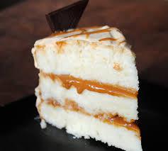 dulce de leche cake with dulce de leche whipped cream revised for