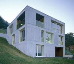 House Facades Contemporary Concrete Homes Designs Plans Imanada Architect House