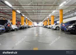 shined underground garage moving cars parked stock photo 77849905 the shined underground garage with the moving cars and parked cars