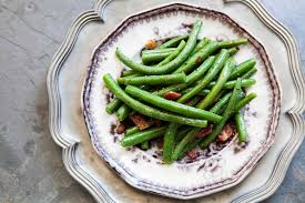green beans with bacon recipe simplyrecipes com