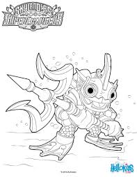 gill grunt coloring pages hellokids com