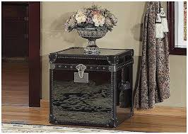 Stainless Steel Nightstand Storage Benches And Nightstands Unique Steamer Trunk Nightstand