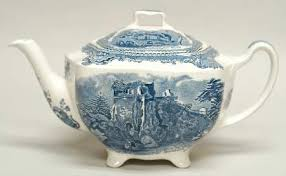 johnson brothers britain castles blue made in at