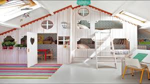 adorable indoor playhouse for children room ideas youtube