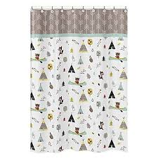 fine decoration kids shower curtains fascinating bed bath beyond