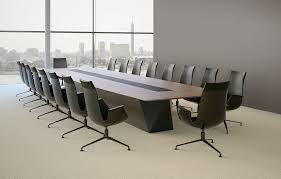 Modern Conference Table Design Conference Table Bonners Furniture