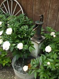 Outdoor Garden Crafts - 389 best rustic water features images on pinterest garden ideas