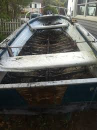 1967 16 ft starcraft aluminum deep v restoration first timer