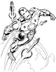 iron man superheroes coloring pages coloring pages superheroes