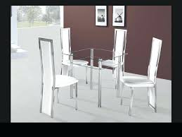 small clear glass table l winsome glass table and 4 chairs 47 square small clear dining set