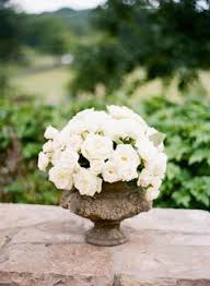 White Roses Centerpiece by Pink White Rose Centerpieces Flowers Pinterest White Rose